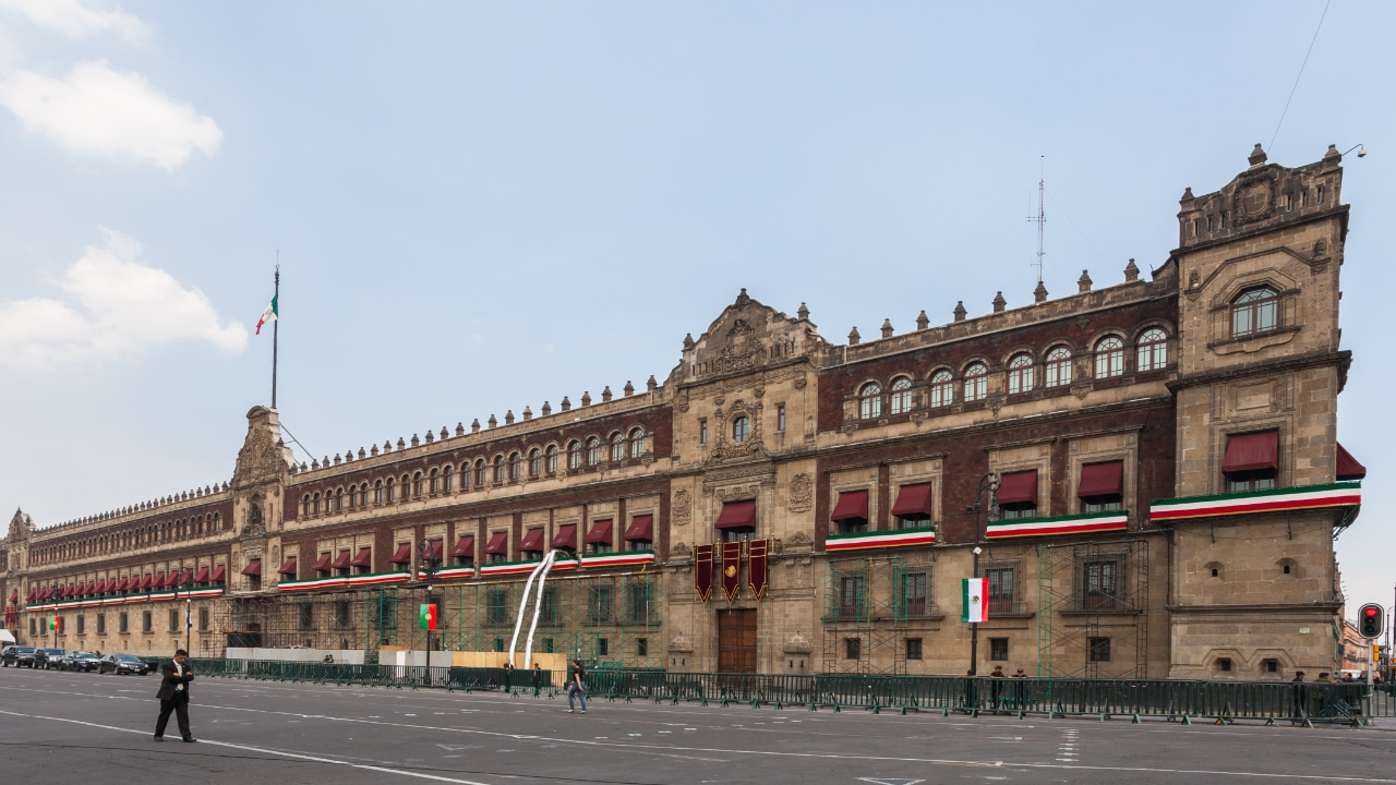 Palacio Nacional tendrá gobernador, AMLO solicitó crear cargo