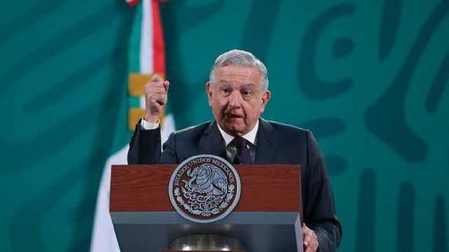 """Ya chole"", replica AMLO contra críticas a Félix Salgado"