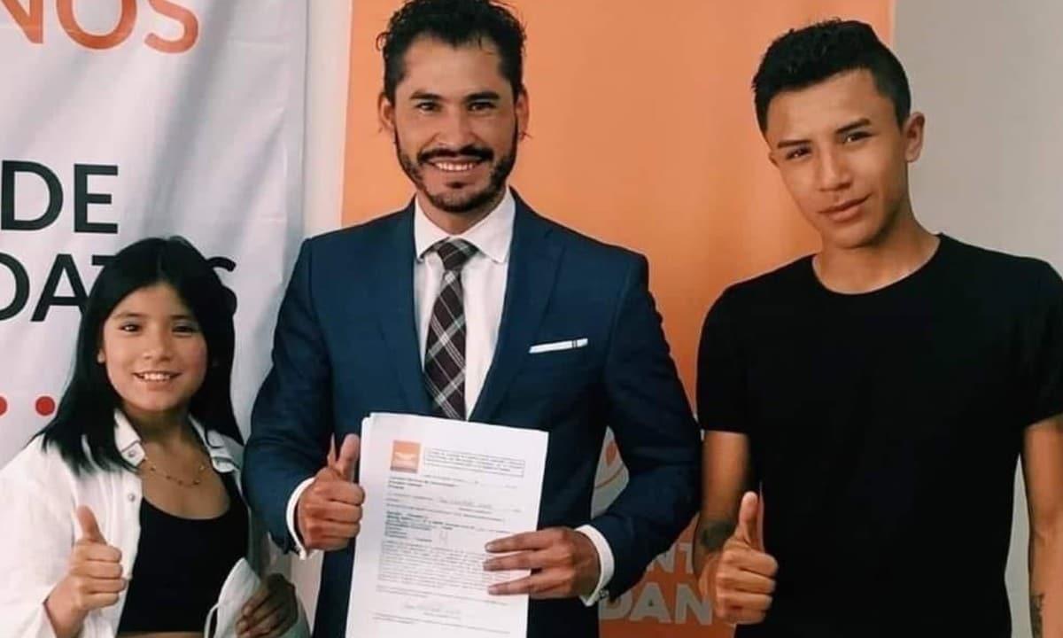 Movimiento Ciudadano retira a precandidato, fue acusado de pedofilia