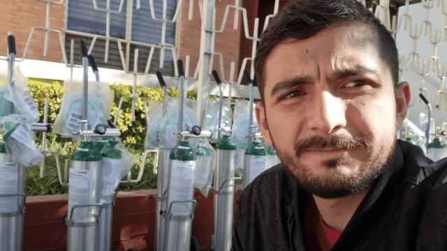 YouTuber rifa carros para comprar tanques de oxígeno y darlos a pacientes con COVID-19