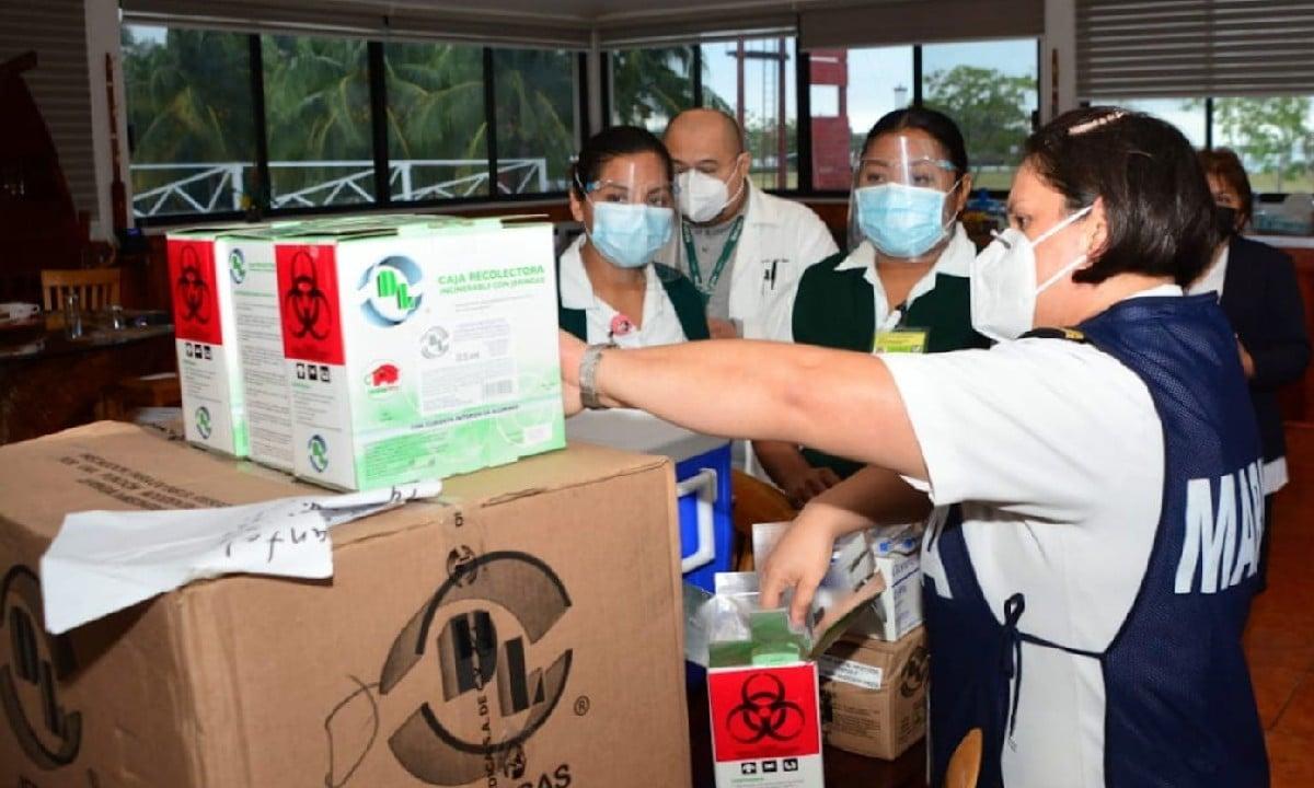Unión Europea aprueba envío de vacunas contra Covid-19 a México
