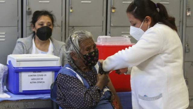 Miércoles vacunan a adultos contra el Covid-19 en: Tláhuac, Xochimilco e Iztacalco