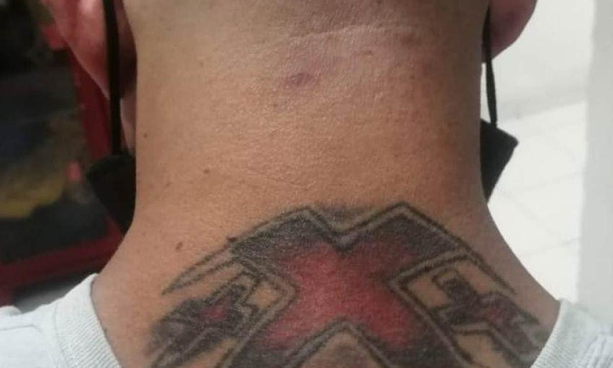 'Juan', también conocido como 'Vin Diesel' fue detenido en Xochimilco tras ser ser vinculado a los delitos de robo y homicidio