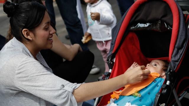 Becas para madres solteras estudiantes de licenciatura