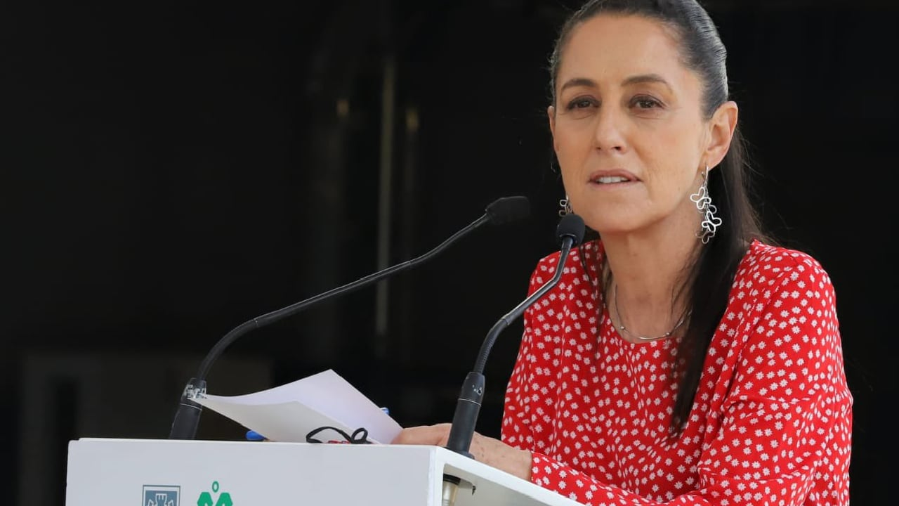 Claudia Sheinbaum fue nominada como mejor alcaldesa del mundo
