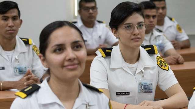 Cuáles son los requisitos estudiar Escuela Naval Militar