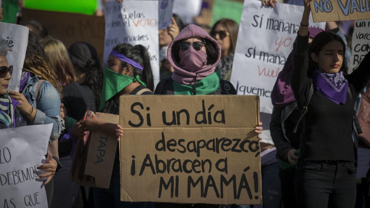 feministas convocan paro nacional mujeres 9M