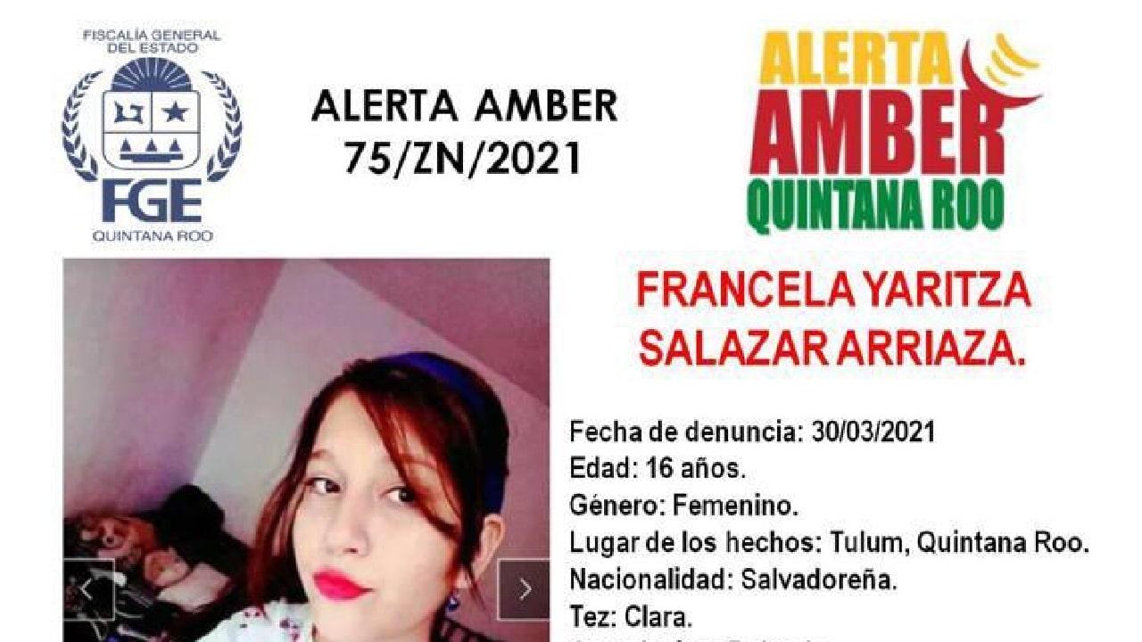 Reportan desaparición de hija mayor de Victoria Salazar mujer asesinada por policías en Tulum