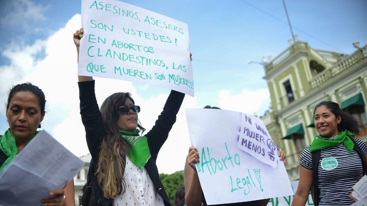 Mujeres abortan Tabasco 3 años de cárcel