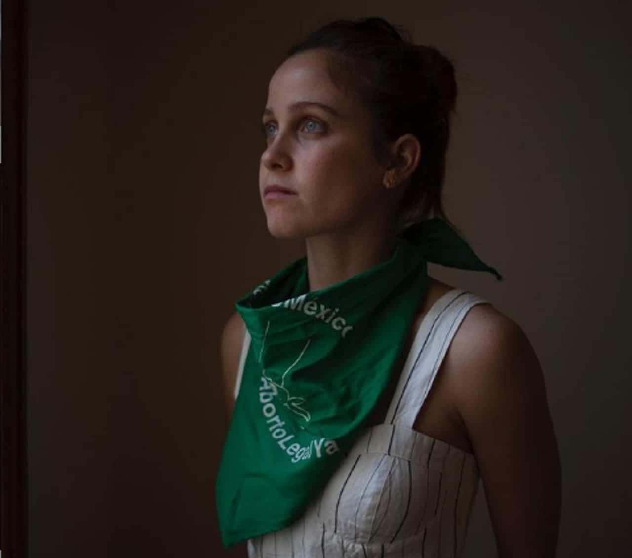 Mujeres famosas a favor del aborto legal México