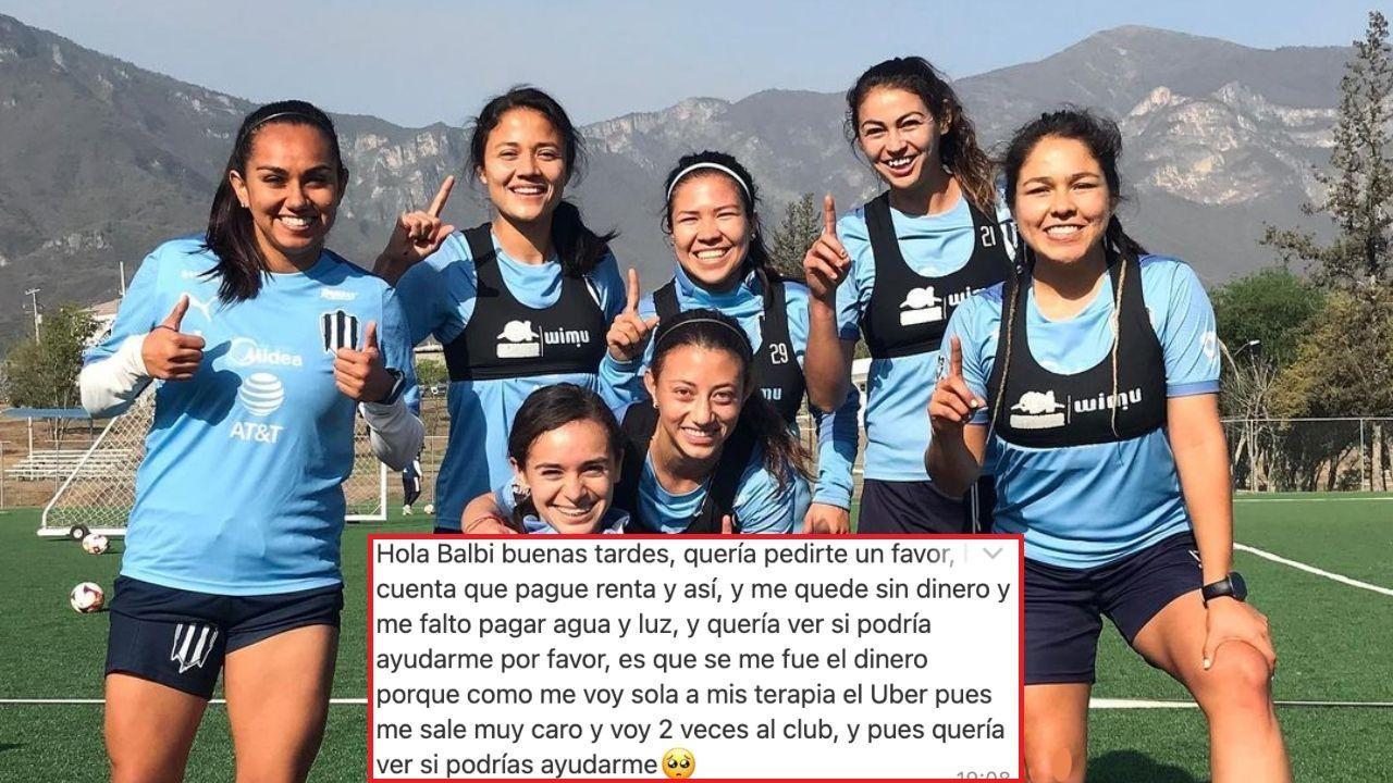 cuanto ganan las futbolistas mujeres de la primera divisionX