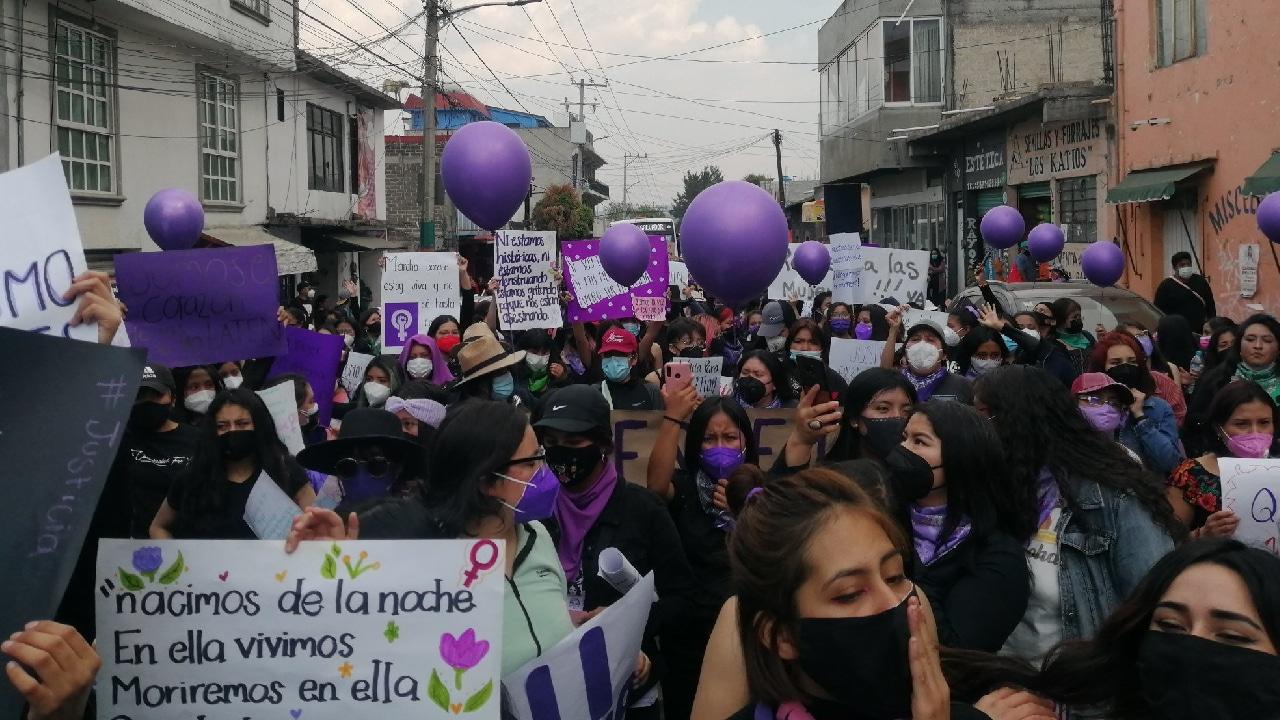 Melesia, Flor e Isabel víctimas de feminicidio en la Ciudad de México