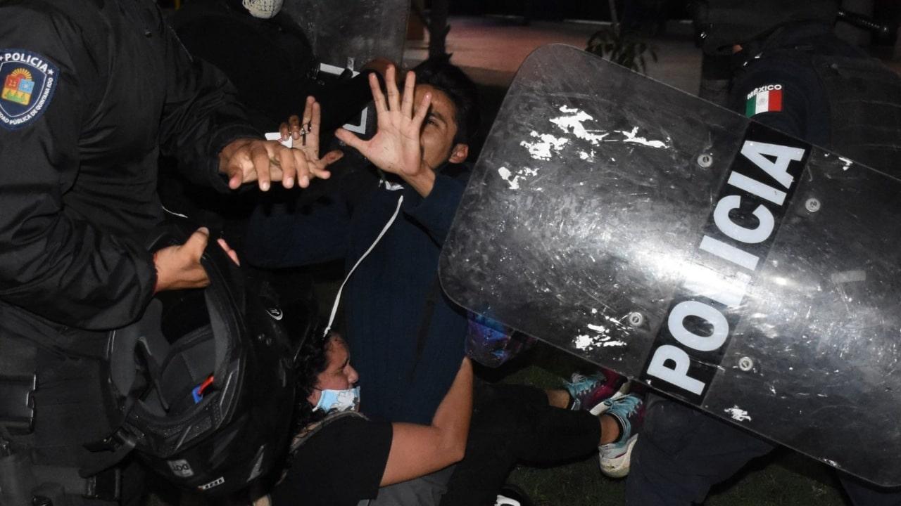 Brutalidad policíaca