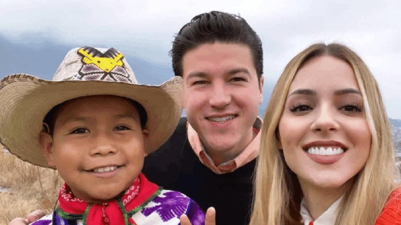 Samuel García y Yuawi video campaña electoral