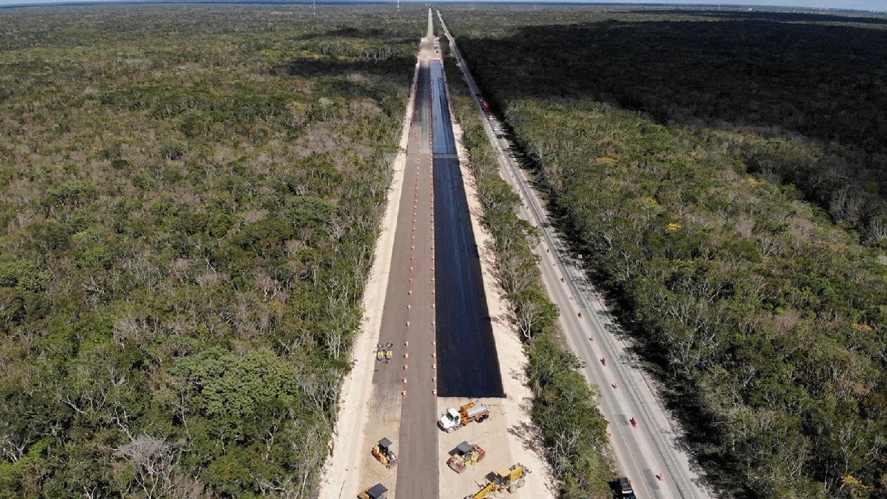 Una jueza del Distrito de Yucatán concedió tres suspensiones definitivas contra la construcción del Tren Maya.