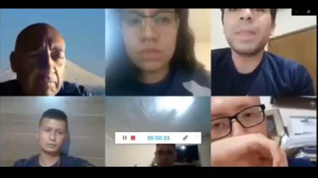 video maestro BUAP llama huevonas alumnas 8M