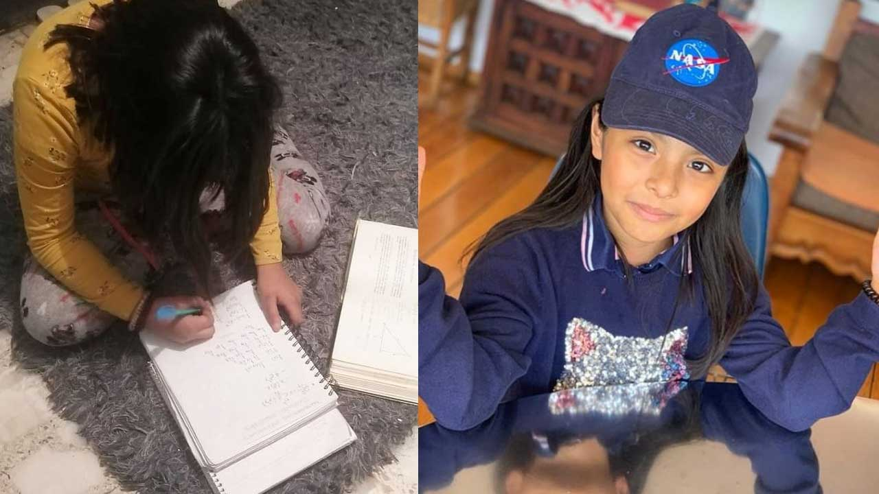 Adhara niña genio mexicana ayuda NASA