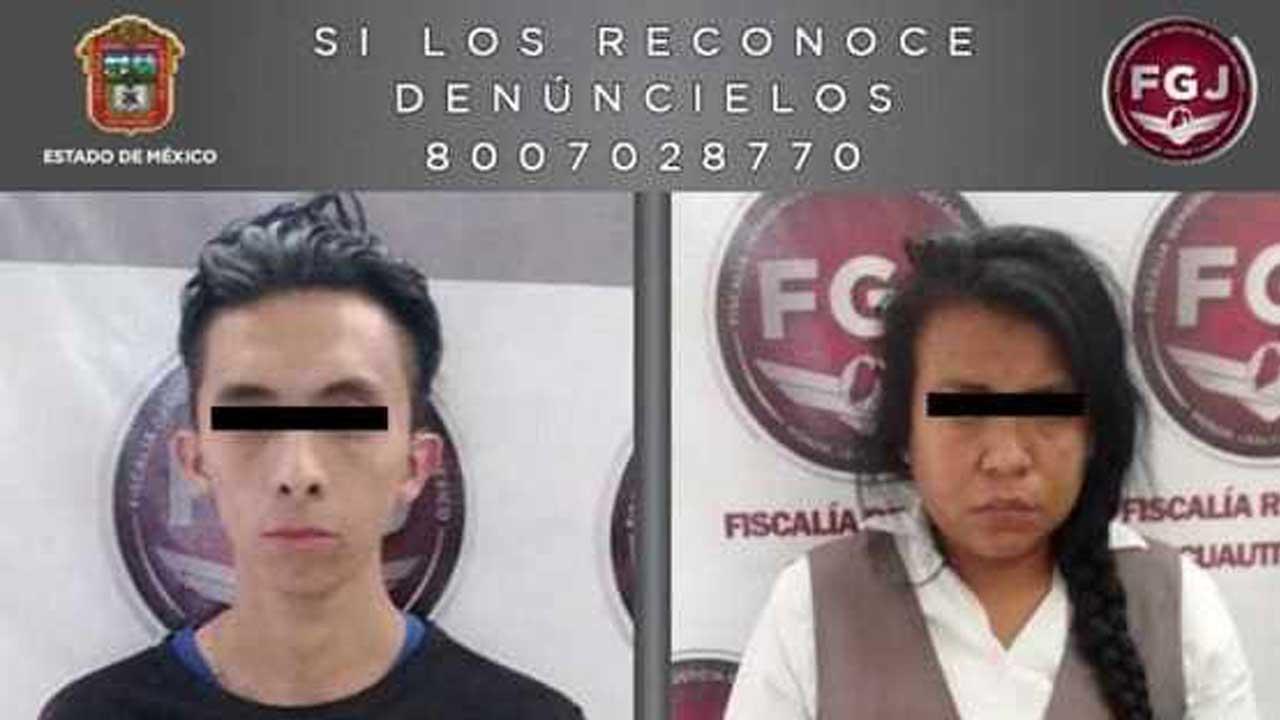 Detienen a responsables suicidio fraude Banco Azteca