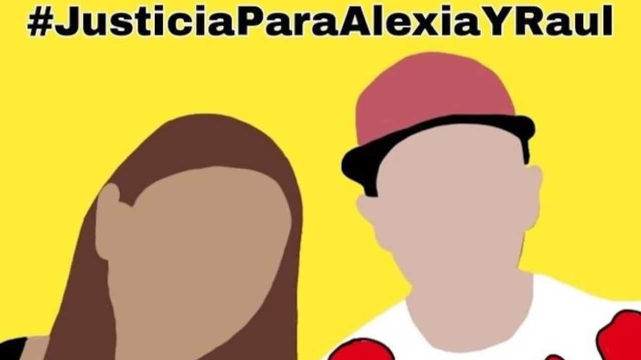 Alexia Raúl Asesinados Vender Ropa Asesinados Tecámac Edomex