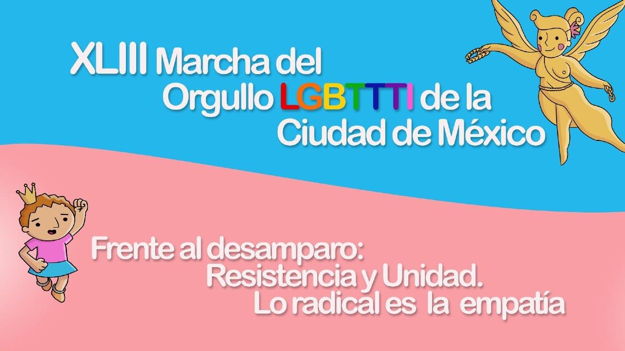 Cancelan Marcha Orgullo LGBTI CDMX 2021