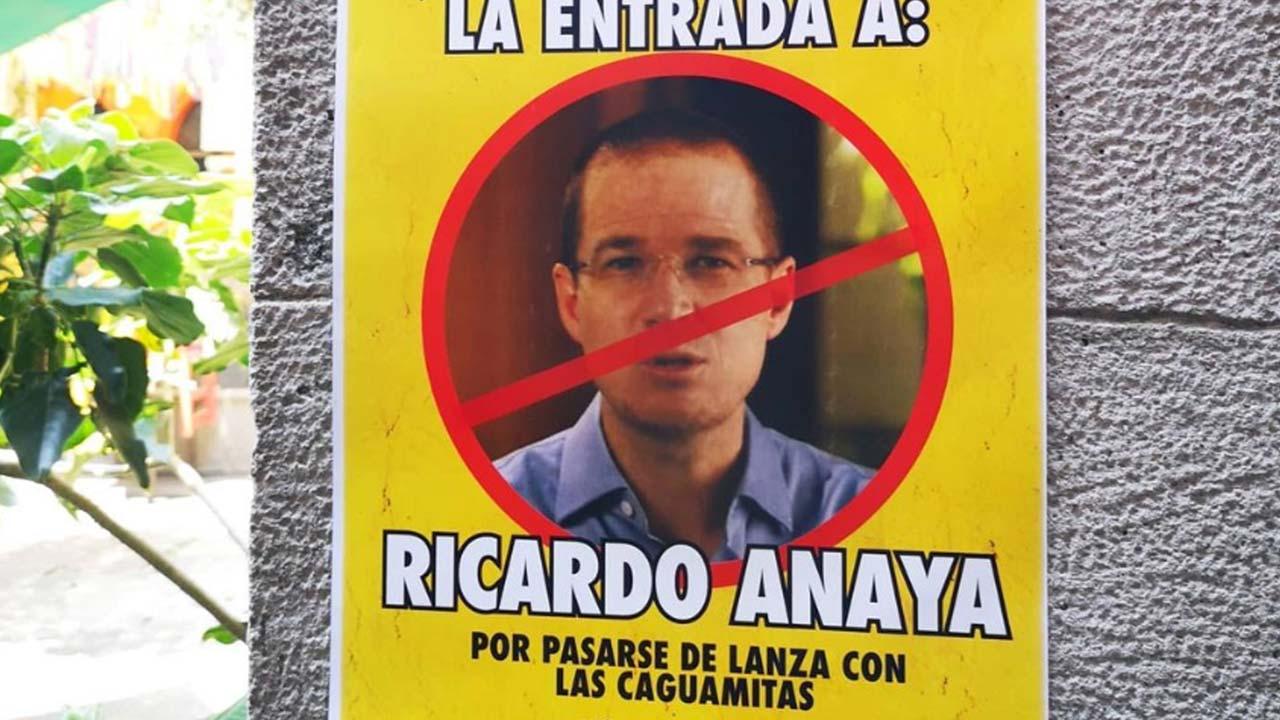 Bar Veracruz prohíbe entrada a Ricardo Anaya