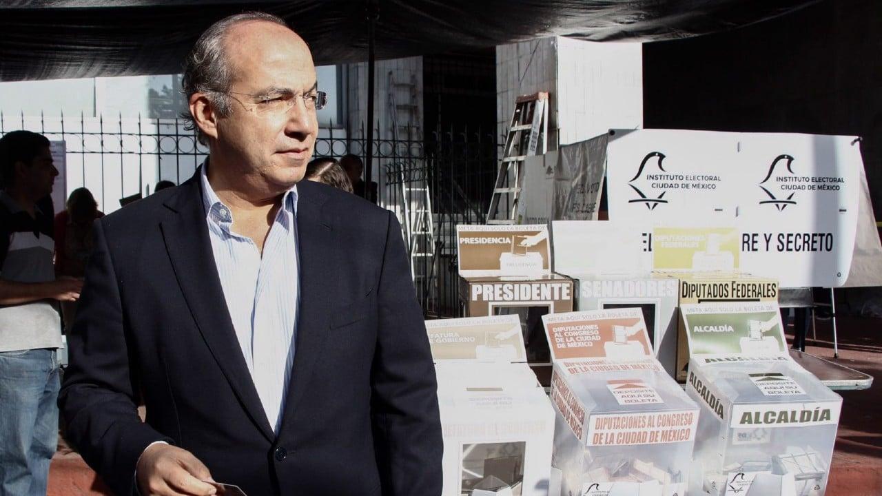 AMLO Criticó Guerra Narcotráfico Felipe Calderón
