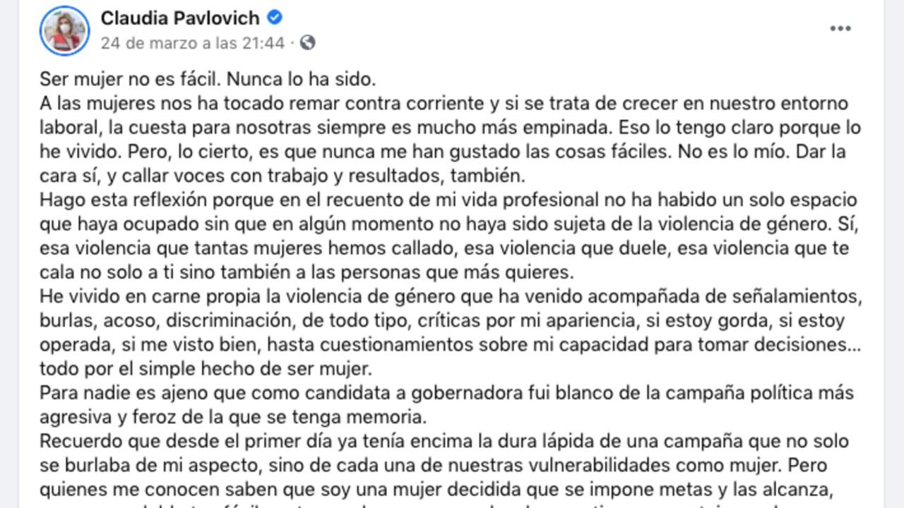 Claudia Pavlovich Gobernadora Sonora Responde Boda Hija