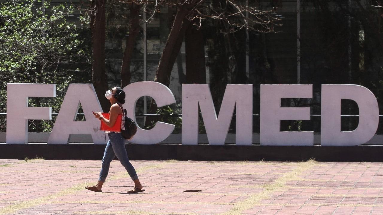 UNAM Pagado Tiempo 98% Académicos Paro