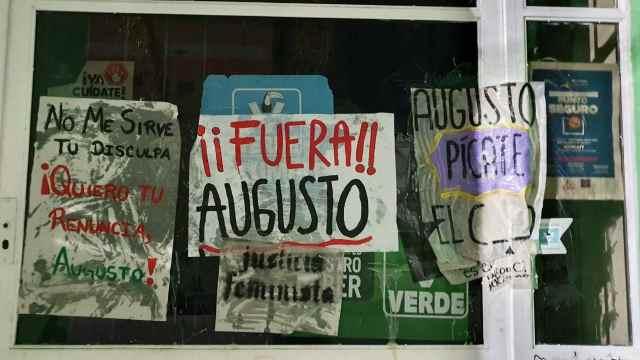 Feministas pancartas a favor del aborto Aguascalientes