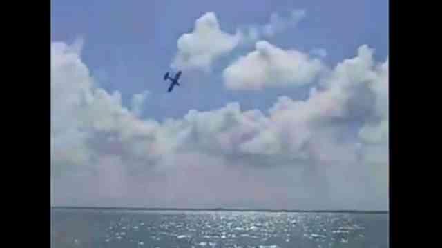 Holbox desplome avión