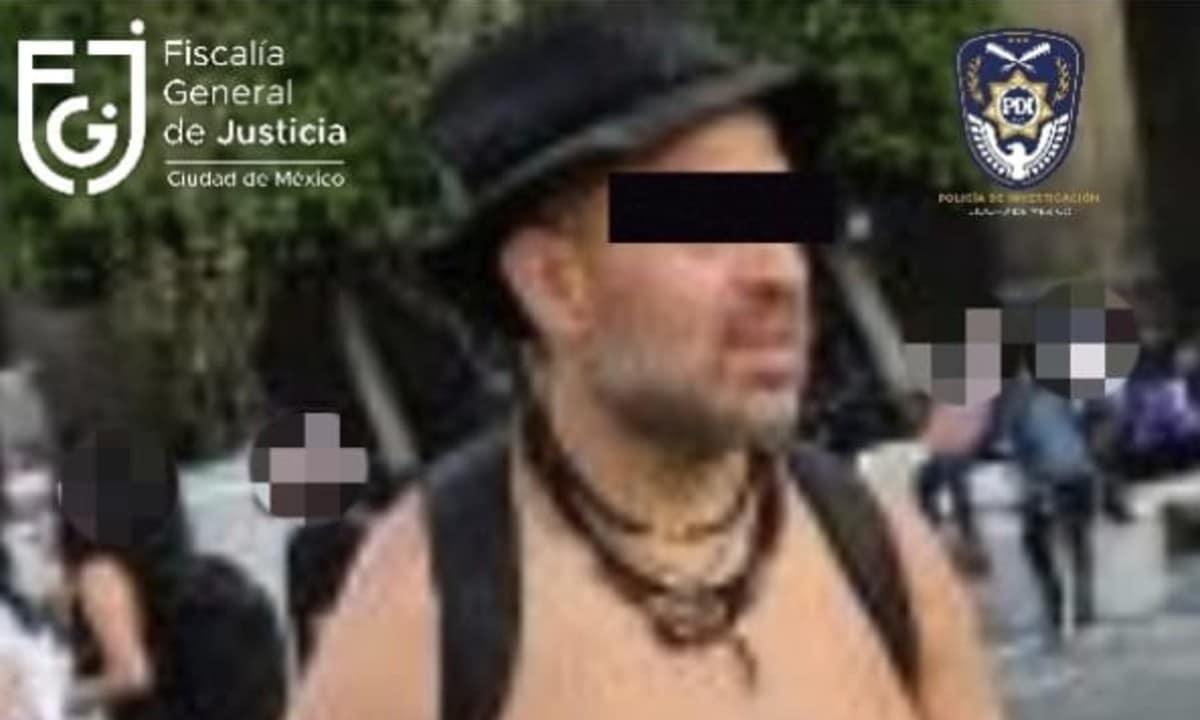 Fiscalía CDMX Investigación Hombre Agredió Policías 8M
