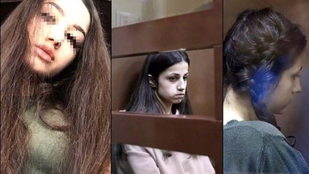 Rusia Hermanas Khachaturyan que mataron a padre por violarlas