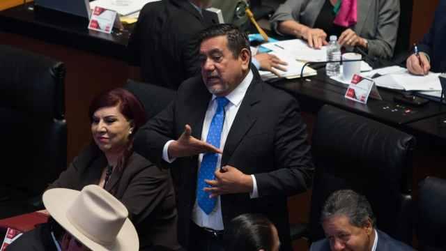 Macedonio Salgado Senado candidato Guerrero
