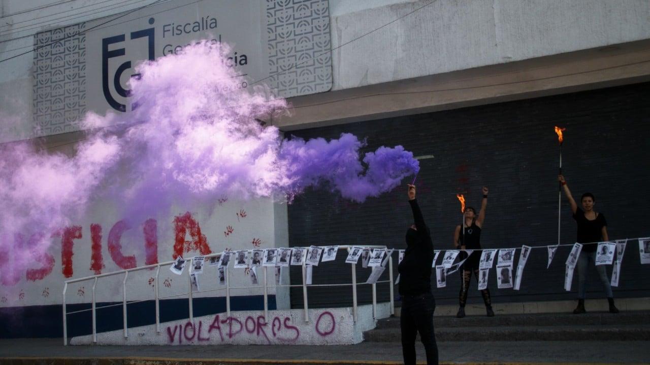 Niña Muere Instalaciones de la FGJ Ciudad de México