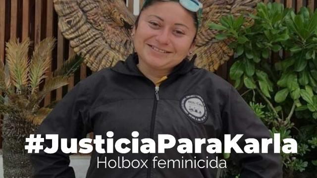 Feminicidio de Karla en Holbox Quintana Roo
