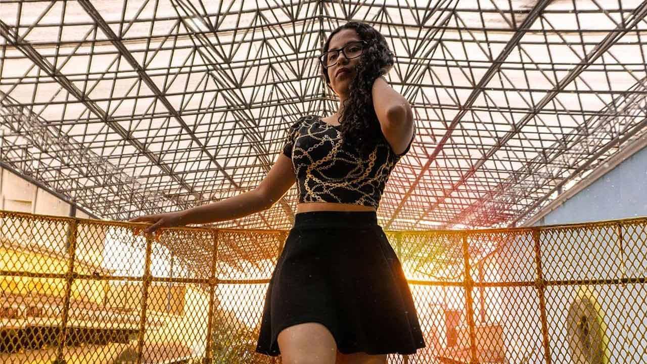 Rapera mexicana Prania Esponda rap feminista