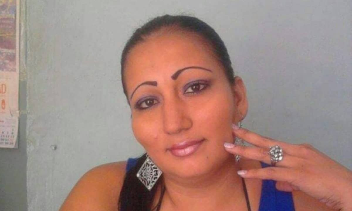 Video Minutos Antes Asesinato Victoria Salazar Policía Tulum