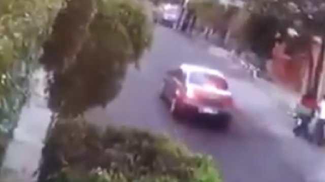 Video niños fueron asaltados en Valle de Chalco
