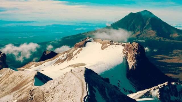 Declaran extinto el glaciar Ayoloco, ubicado en el Iztaccíhuatl