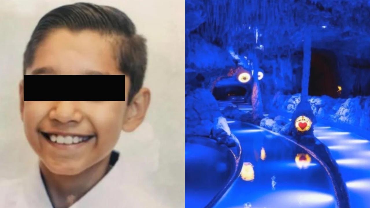 Muere niño en parque Xenses