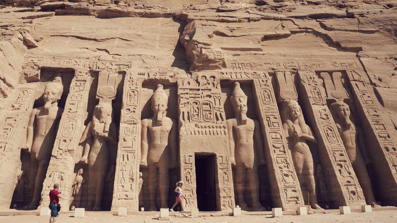 Descubren ciudad perdida en Egipto