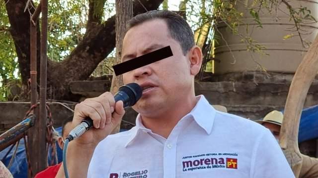 Candidato de Morena a alcaldía de Michoacán es buscado por la DEA