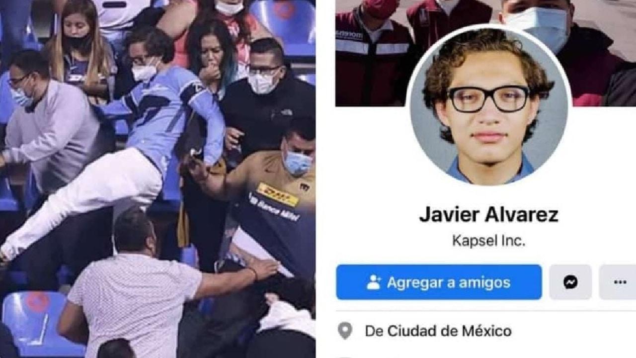 Funcionario de Morena agredió a una mujer durante un partido