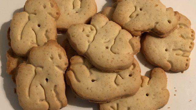 Veganos prohibieron galletas de animalitos