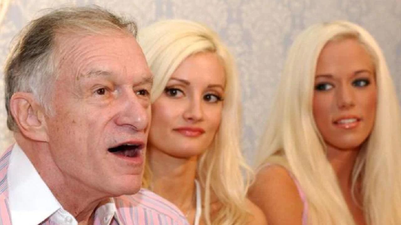 Holly Madison ex novia de Hugh Hefner reveló el abuso que vivió en la casa Playboy