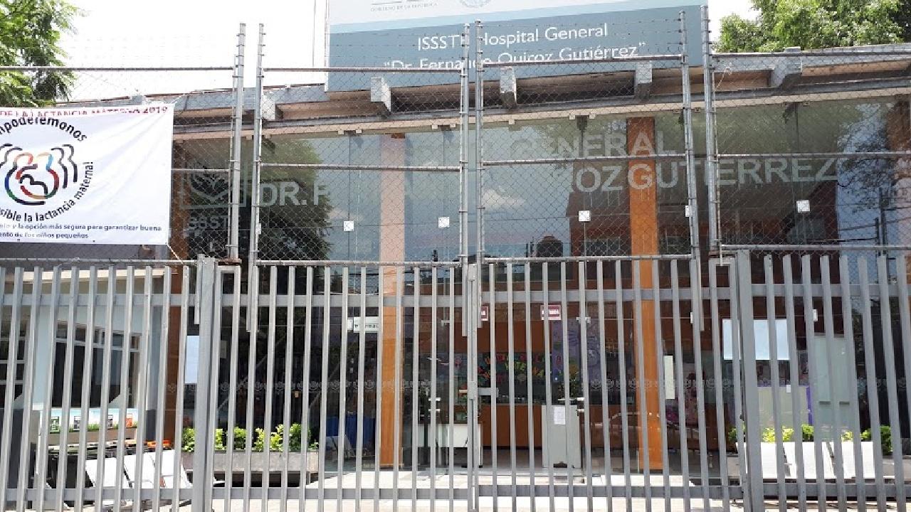 Intendente del ISSSTE violó a una mujer de la tercera edad contagiada de Covid-19