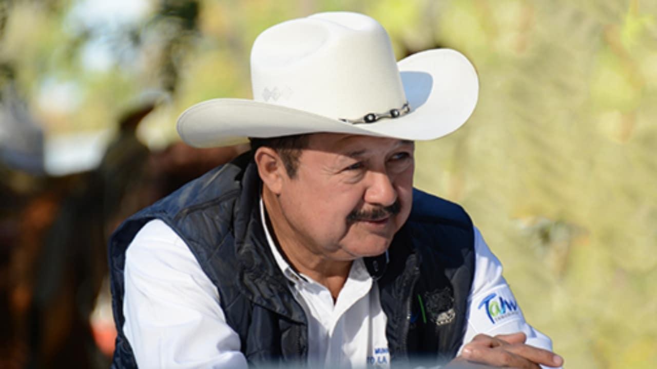Habiel Medina Flores candidato Morena preso