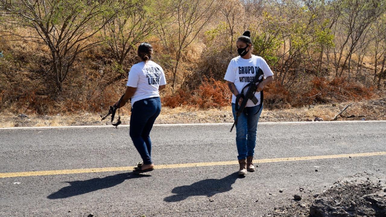 En México existe una relación entre el narcotráfico y el feminicidio