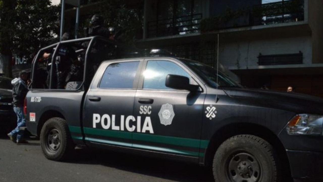 Policías tuvieron un enfrentamiento con civiles en Tlalpan
