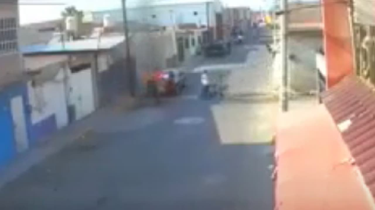 Video hombre prendió fuego a mujer indigente en Celaya